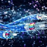 Data cables transmitting business information