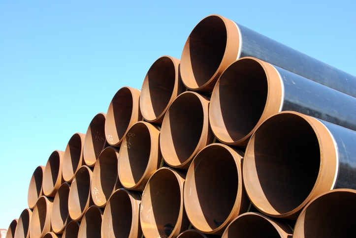 Pipes to be installed using various trenchless technology methods